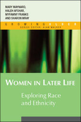 Women In Later Life by Haleh Afshar