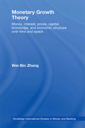 Monetary Growth Theory by Wei-Bin Zhang