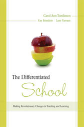 The Differentiated School by Carol Tomlinson