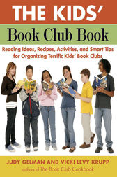 The Kids' Book Club Book by Judy Gelman