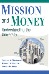 Mission and Money by Burton A. Weisbrod