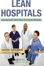 Lean Hospitals by Mark Graban