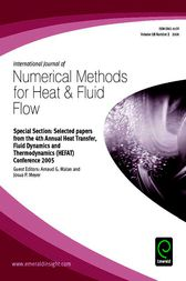 Selected Papers from the 4th Annual Heat Transfer, Fluid Dynamics and Thermodynamics (HEFAT) Conference 2005 by A. G. Malan