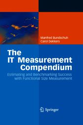 The IT Measurement Compendium by Manfred Bundschuh