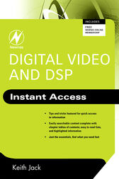 Digital Video and DSP by Keith Jack