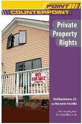 Private Property Rights by Paul Ruschmann