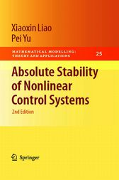 Absolute Stability of Nonlinear Control Systems by Xiaoxin Liao