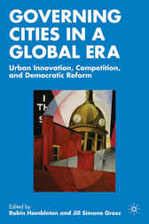 Governing Cities in a Global Era by Robin Hambleton