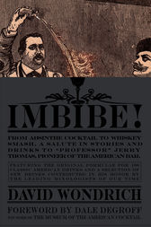 Imbibe! by David Wondrich