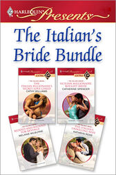 Italian's Bride Bundle by Cathy Williams
