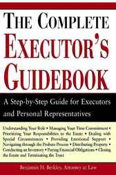 Complete Executor's Guidebook by Benjamin Berkeley
