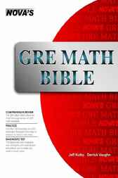 GRE Math Bible by Jeff Kolby