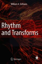 Rhythm and Transforms by William Arthur Sethares