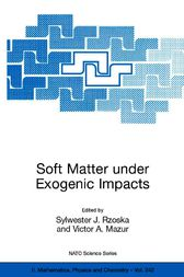 Soft Matter under Exogenic Impacts by Sylwester J. Rzoska