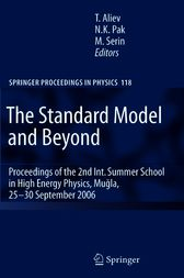 The Standard Model and Beyond by Takhmasib Aliev