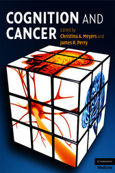 Cognition and Cancer by Christina A. Meyers