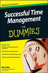Business Skills For Dummies Two eBook Bundle: Business Etiquette For Dummies and Successful Time Management For Dummies by unknown