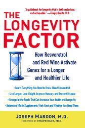 The Longevity Factor by Joseph Maroon