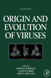 Origin and Evolution of Viruses by Esteban Domingo