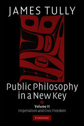 Public Philosophy in a New Key, 2
