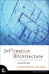Information Architecture by Christina Wodtke