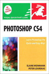 Photoshop CS4 for Windows and Macintosh by Elaine Weinmann