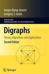 Digraphs by Jorgen Bang-Jensen