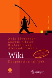 Wiki: Kooperation im Web (Xpert.press) (German Edition)