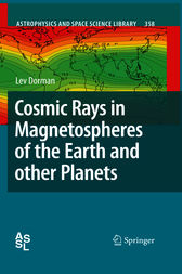 Cosmic Rays in Magnetospheres of the Earth and other Planets by Lev Dorman