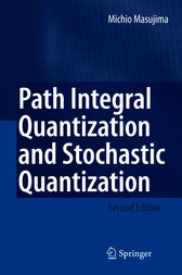 Path Integral Quantization and Stochastic Quantization