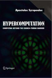 Hypercomputation by Apostolos Syropoulos