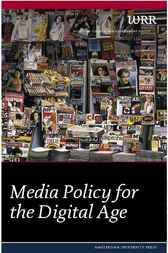 Media Policy for the Digital Age by Scientific Council for Government Policy