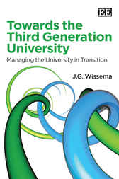 Towards the Third Generation University by J.G. Wissema