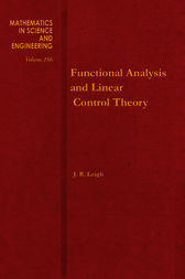Functional Analysis and Linear Control Theory by K.-D. Bierstedt