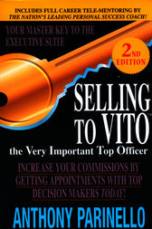 Selling To Vito by Anthony Parinello