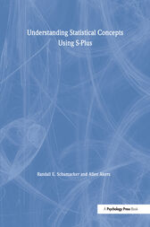 Understanding Statistical Concepts Using S-plus by Randall E. Schumacker