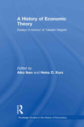 A History of Economic Theory