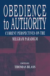 obedience to authority 2 essay Engl 391 argumentative essay no human social organization can function without some degree of obedience to authority, as the alternative would.