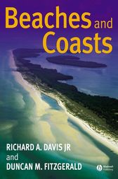 Beaches and Coasts by Richard A. Davis