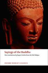 Sayings of the Buddha by Rupert Gethin