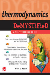 Thermodynamics DeMYSTiFied by Merle Potter