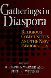 Gatherings In Diaspora by Stephen Warner