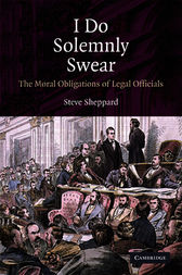 I Do Solemnly Swear by Steve Sheppard