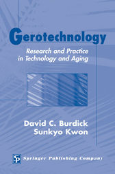 Gerotechnology by David Burdick
