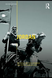 Jordan by Beverley Milton-Edwards