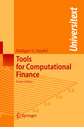Tools for Computational Finance by Rüdiger Seydel