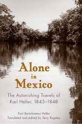 Alone in Mexico by Karl Bartolomeus Heller