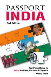 Passport India by Manoj Joshi
