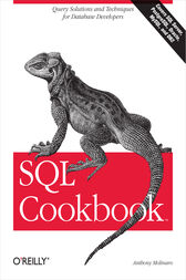 SQL Cookbook by Anthony Molinaro