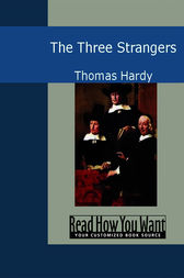 a literary analysis of the three strangers by thomas hardy Books shelved as thomas-hardy:  far from the madding crowd by thomas hardy, the mayor of casterbridge by thomas  the three strangers.